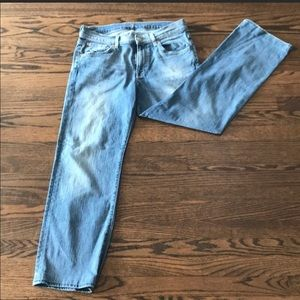 7 For All Mankind- Men's Relaxed Jeans